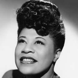 The lovely Ella Fitzgerald